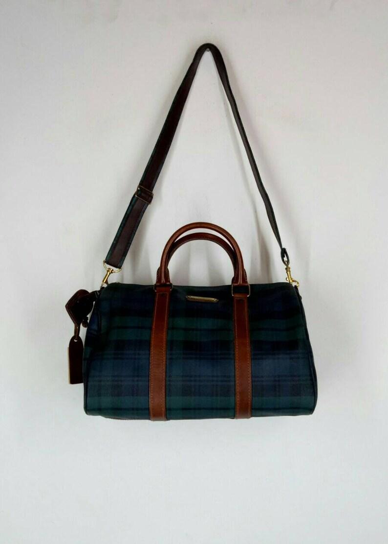 8e63fd454 Rare POLO by Ralph Lauren bags nice design | Etsy