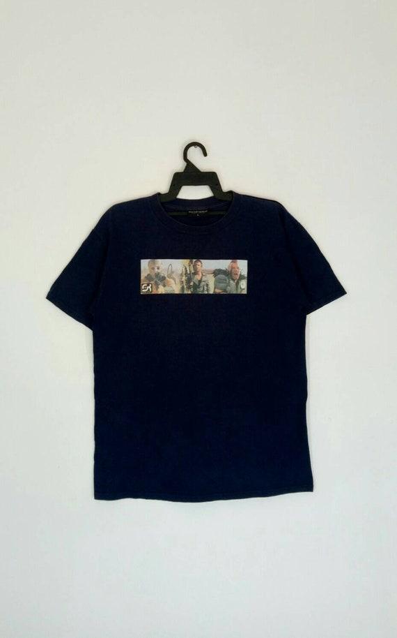 Rare!! Vintage SERIAL KILLER movie T-shirt large s