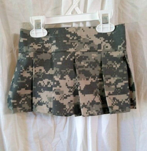 ' ACU camouflage skirt - size 3/4 pleated front, elastic waistband Windproof Mobile Home Skirting on