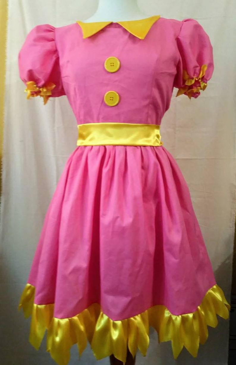 cd0e30c724 Girls size Gertie I Hate Fairyland inspired cosplay dress