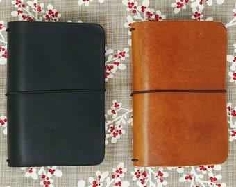 BEST SELLING | *Pick your finish* Pocket Traveler's Notebook