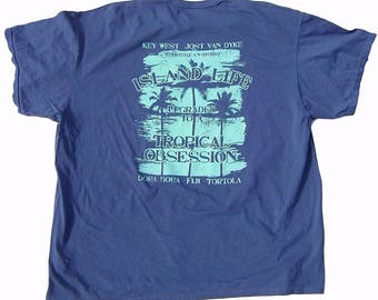 Caribbean Hobo... Tropical Obsession T-shirt