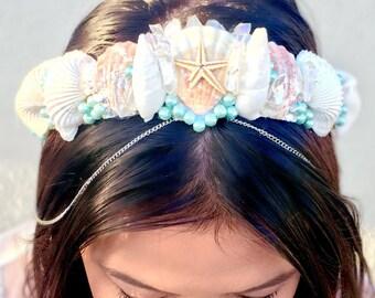 The Cait Mermaid Crown