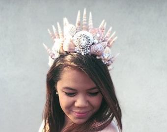 The Ariel Mermaid Crown