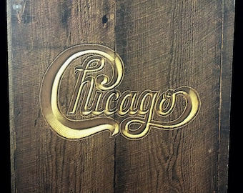 Chicago - V - LP Vinyl Record - Gatefold Cover and Original Posters - 1972 Columbia Records