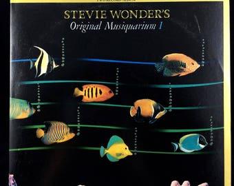 Stevie Wonder - Original Musiquarium - Vinyl Record LP - 2 Record Album