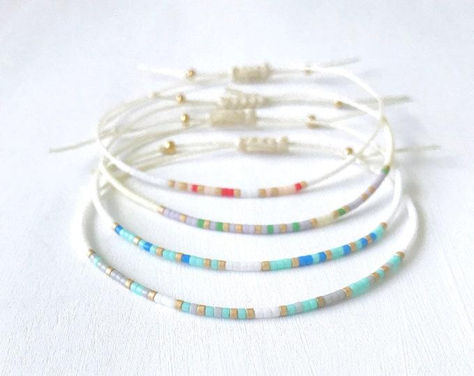 Morse Code Bracelet, Custom Morse Code Bracelet, Message Bracelet, Best Friend Bracelet, Sister Bracelets, Morse Code Bracelets for Women