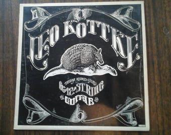 Leo Kottke - 6- and 12- String Guitar VINYL
