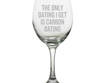 Carbon dating wine