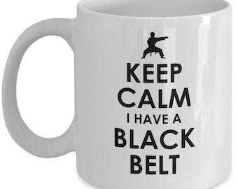 Keep calm et do karaté capuche toutes tailles choix de couleurs cadeau
