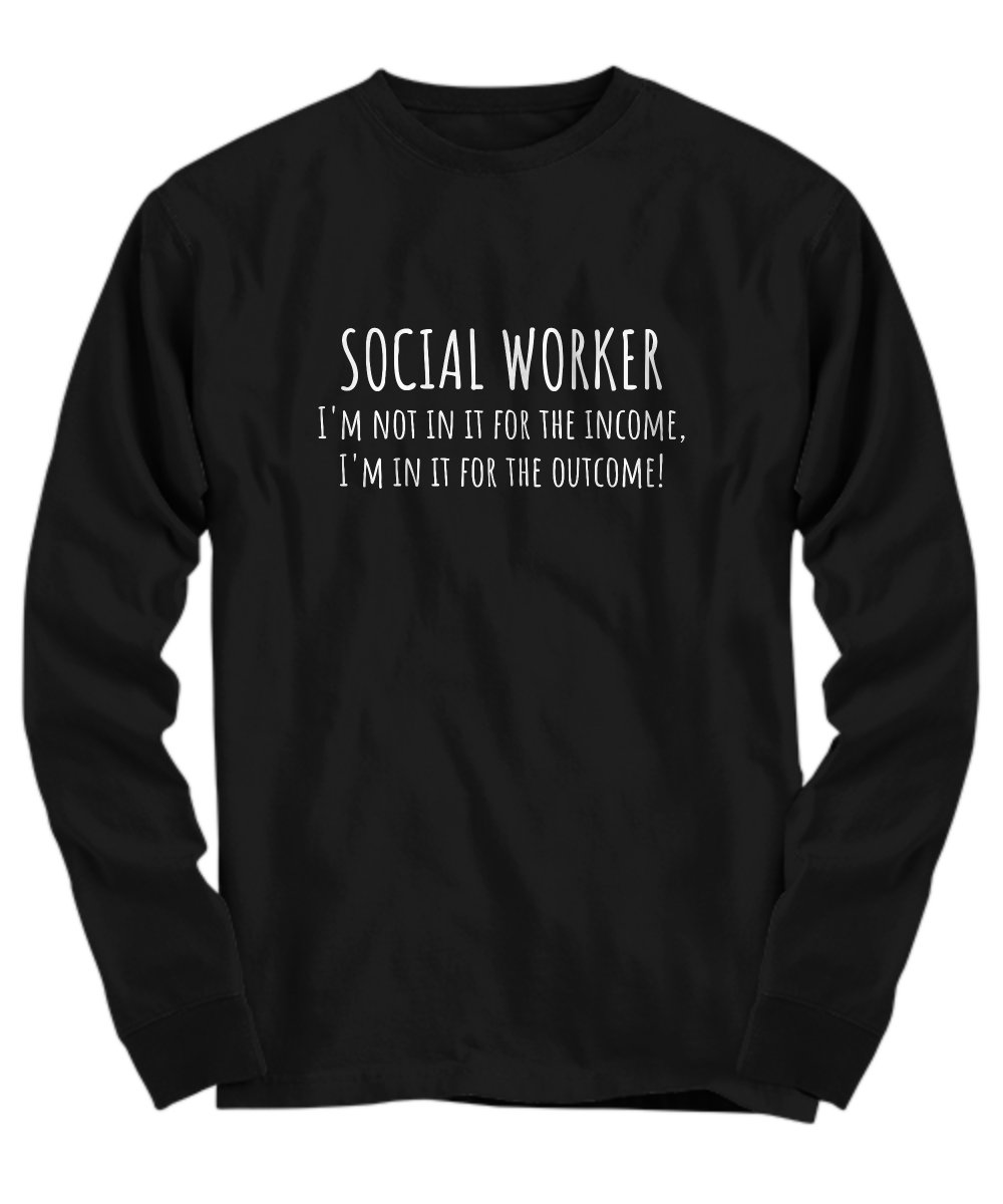 funny social work shirt social worker gift idea i'm in | etsy