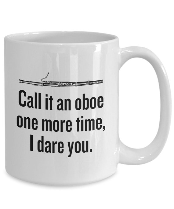 Details about  /Bassoon Mug Black Coffee Cup Funny Gift for Bassoonist Musician Orchestra