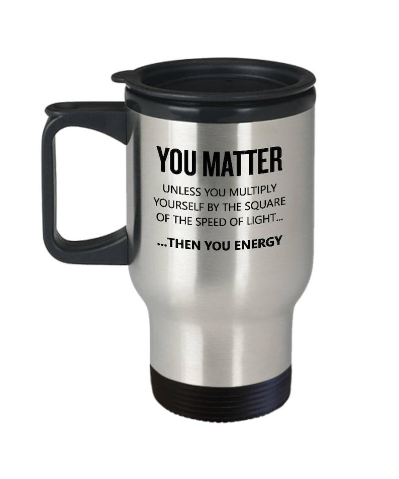 d5feabdb2a Funny Physics Teacher Gift Physicist Travel Mug Physicist | Etsy