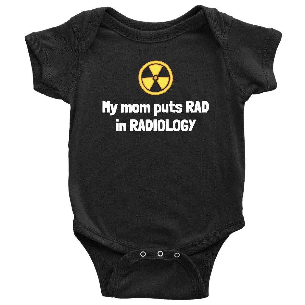 Radiology Tee MRI Tech Gift For Women Radiology T-Shirt For MRI Technologist Mom Mama Mother Mommy Proud Mom Of An MRI Tech Shirt