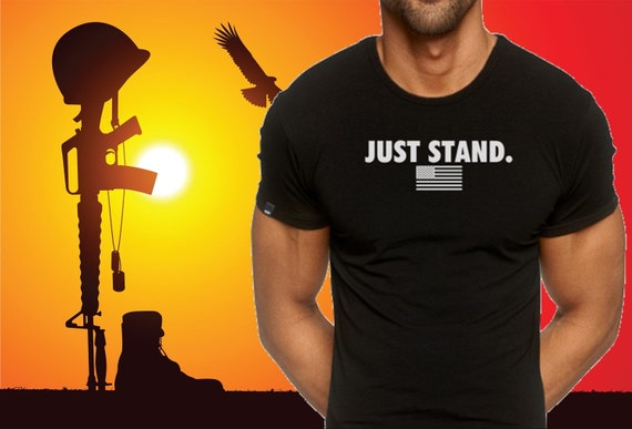 Stand Usa® For Etsy The Kilo Not Bravo Flag Just Nike twHq5T5Ix
