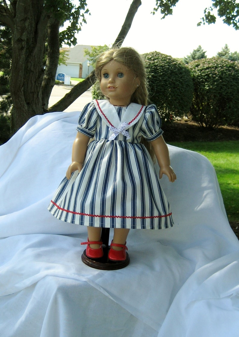"""For 18/"""" American Girl Doll Clothes CHRISTMAS Red Patent Shoes /& Bow Socks"""