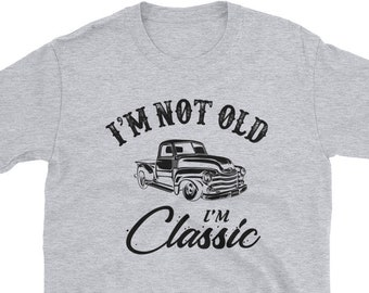 a6dbffcf64 Chevrolet,Chevy truck, classic cars, Chevy pickup, chevy tee, american cars,  hot rod t-shirt, chevy truck gift, Black Letters, Fathers Day