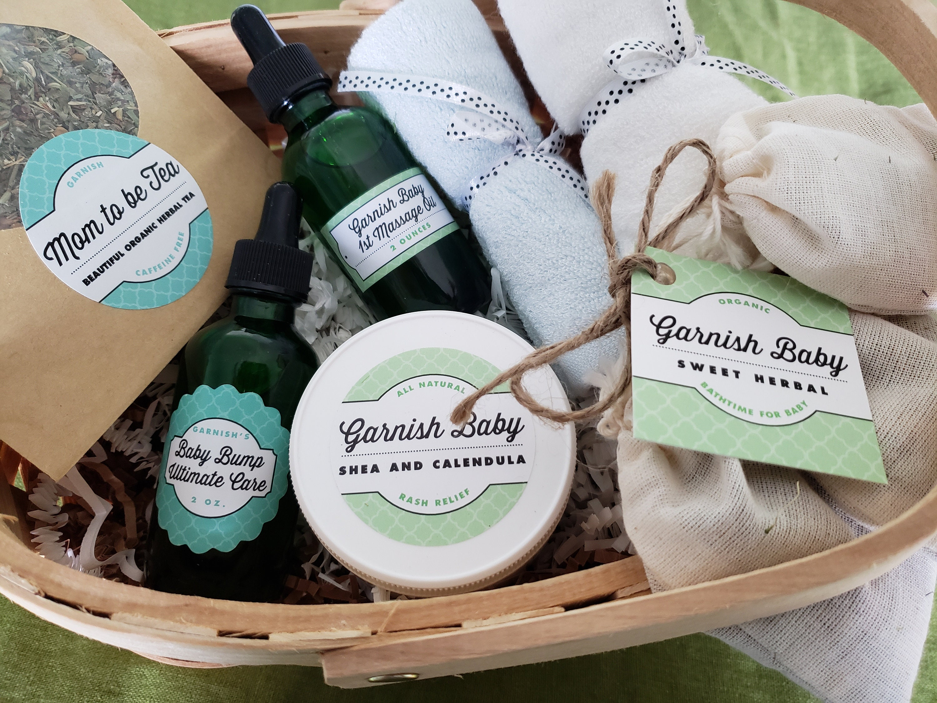 Baby Shower Gift basket. Gift for Mom to be. Gift for new Mom and Baby. Natural Products. Herbal products. & Baby Shower Gift basket. Gift for Mom to be. Gift for new Mom and ...