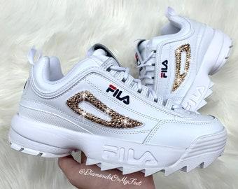 fila shoes custom