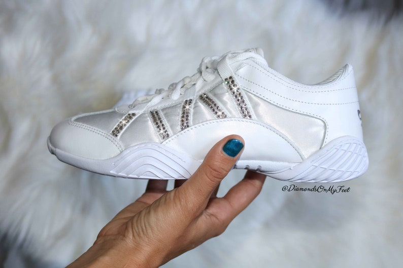 1f9967e70d07 Swarovski Women s Nfinity Evolution White Cheer Sport