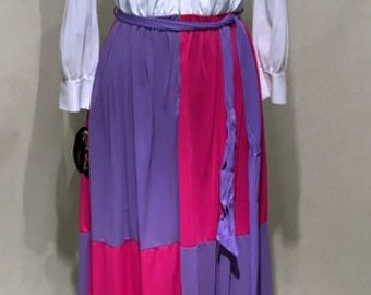 475ab2bdf19 1970 s maxi new with tags knock-abouts loungewear