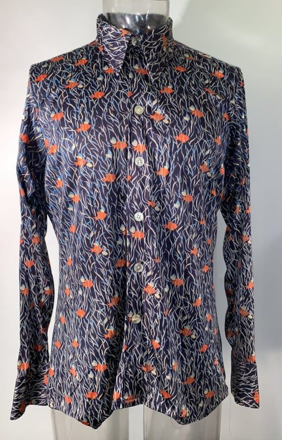 Givenchy  Vintage  large size Mens shirt, great co