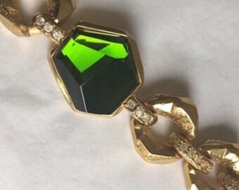 Jean Louis Scherrer vintage bracelet