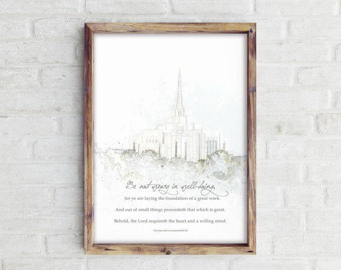 LDS Youth Theme 2021- Print & Free Printable
