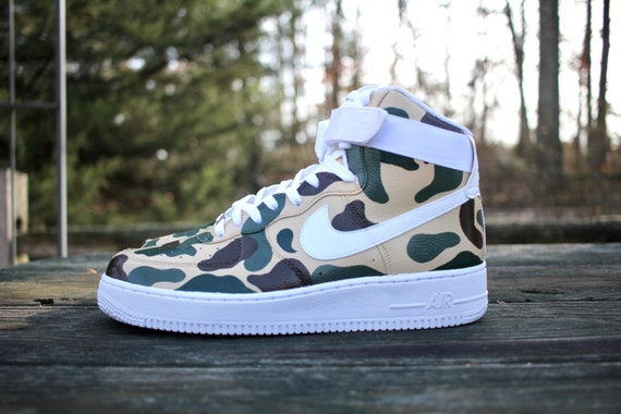 customized air force 1
