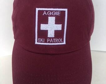Aggie Ski Patrol Cap