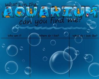 Aquarium Chart