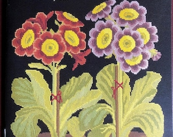 SUMMERSALE Needlework Kits from Elizabeth Bradley, Vintage Book 91986-1992) showing her beautiful designs along with stories*
