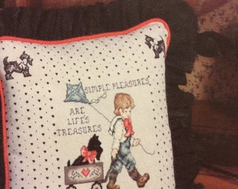 SUMMERSALE Stoney Creek Collection Only Yesterday counted cross stitch book 9
