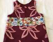 Girl's Summer Dress 3T Handcrafted Responsibly Sourced