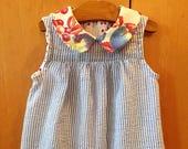 25% off Toddler Girl's Summer Dress Vintage Collar