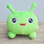 Mooncake Inspired Soft Toy, Alien Plushie, Final Space Plush
