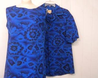 b76167dcec Hawaiian shirt dress