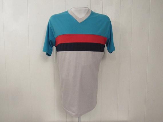 Vintage t shirt, Adidas t shirt, 1980s Adidas, 198