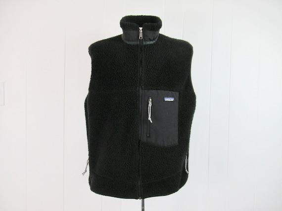 Vintage Patagonia, Patagonia vest, vest jacket, re