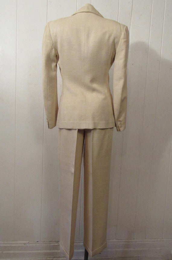 1940s suit, Vintage suit, women's suit, weekender… - image 4