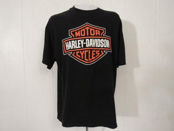 Vintage t shirt, Harley t shirt, motorcycle t shir