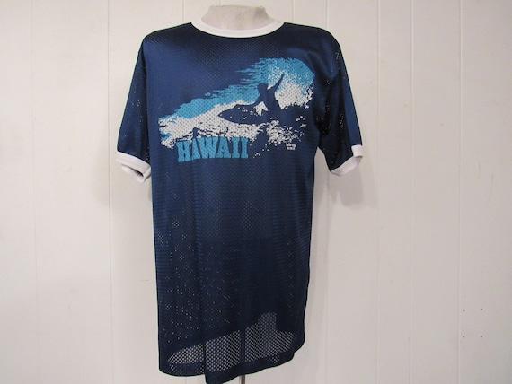 Vintage t shirt, surfer t shirt, Hawaii t-shirt, t