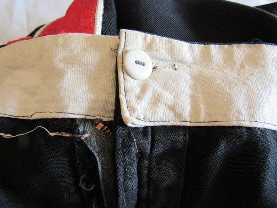 Vintage pants, vintage baseball pants, 1940s pant… - image 8