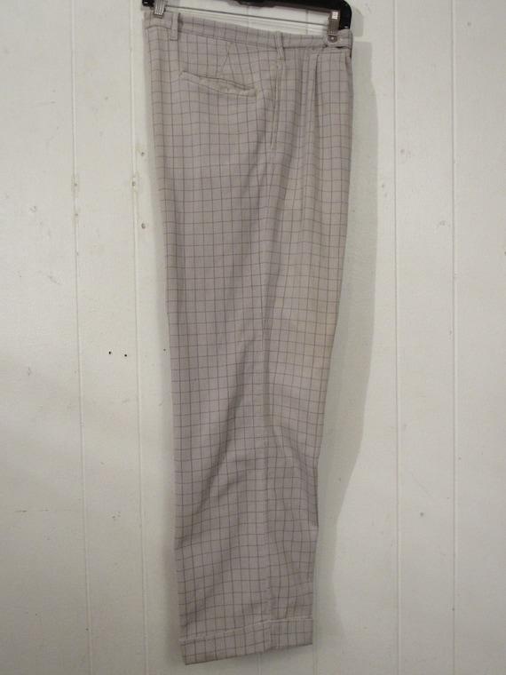 Vintage work pants, 1930s pants, corduroy pants, … - image 9