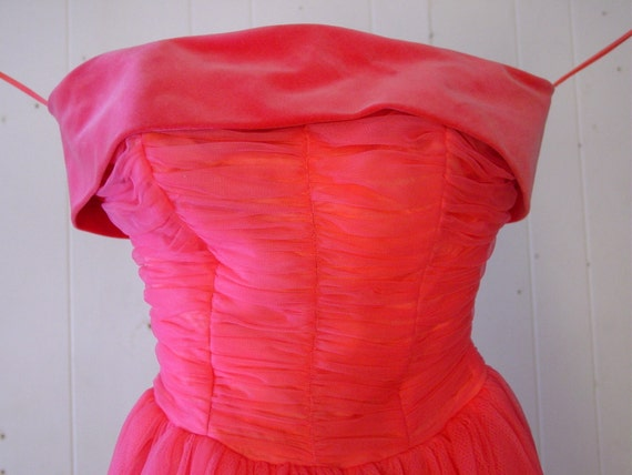 Pink 1950s Dresses