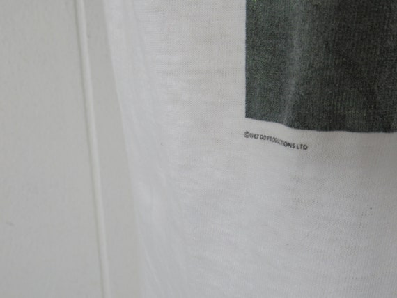 Vintage t shirt, Duran Duran t shirt, 1980s t shi… - image 6
