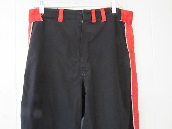 Vintage pants, vintage baseball pants, 1940s pant… - image 2