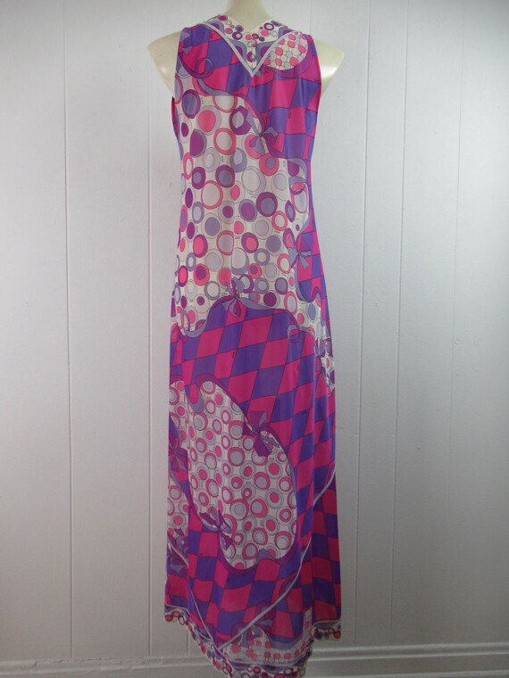 Vintage Pucci, Pucci nightgown, Pucci dress, Pucc… - image 5