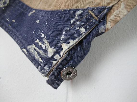 Vintage coveralls, vintage workwear, 1940s covera… - image 5