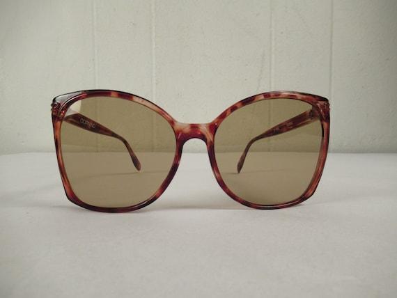 Vintage sunglasses, 1980s sunglasses, oversized su